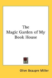 Cover of: The Magic Garden of My Book House