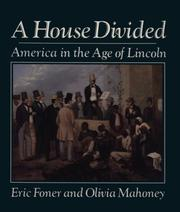 Cover of: A House Divided | Eric Foner