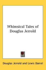 Cover of: Whimsical Tales of Douglas Jerrold