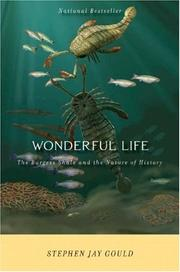 Cover of: Wonderful Life | Stephen Jay Gould