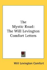 Cover of: The Mystic Road