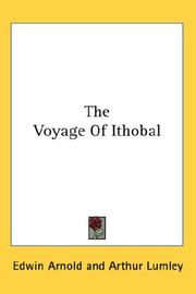 Cover of: The Voyage Of Ithobal