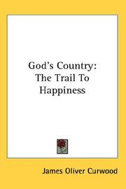 Cover of: God's Country