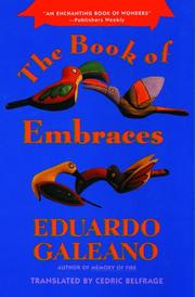 Cover of: Book of Embraces (Norton Paperback) | Eduardo Galeano