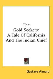 Cover of: The Gold Seekers