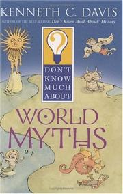 Cover of: Don't Know Much About World Myths (Don't Know Much About)