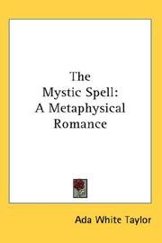 Cover of: The Mystic Spell