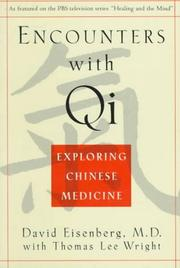 Cover of: Encounters with Qi | Eisenberg, David M.D.