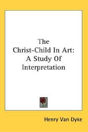 Cover of: The Christ-Child In Art
