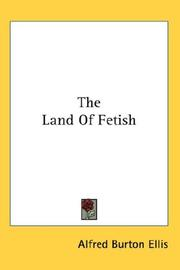 Cover of: The Land Of Fetish