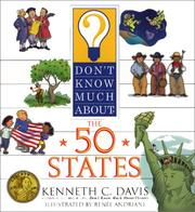 Cover of: The fifty states