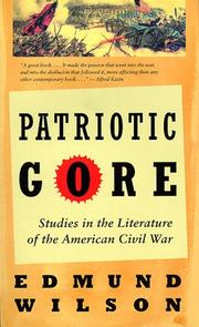 Cover of: Patriotic gore