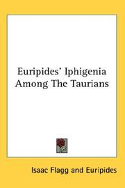 Cover of: Euripides' Iphigenia Among The Taurians