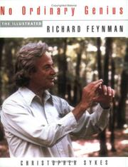 Cover of: No Ordinary Genius: the illustrated Richard Feynman