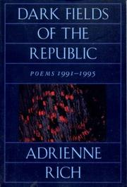 Cover of: Dark fields of the Republic