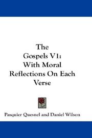 Cover of: The Gospels V1