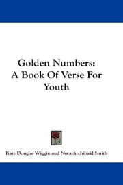 Cover of: Golden Numbers |