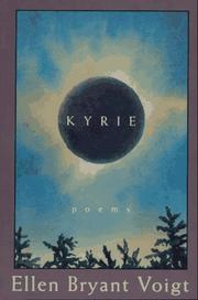 Cover of: Kyrie: Poems