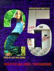 Cover of: 25 And Under | Alice Rose George