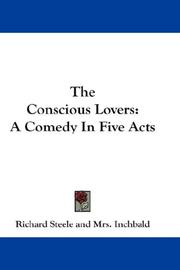 Cover of: The Conscious Lovers