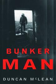 Cover of: Bunker man