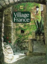 Cover of: Village France (AA Guides)