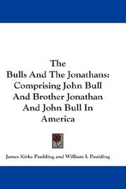 Cover of: The Bulls And The Jonathans