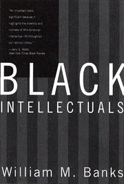 Cover of: Black Intellectuals