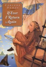 Cover of: If ever I return again | Corinne Demas
