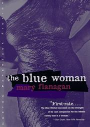 Cover of: The Blue Woman | Mary Flanagan