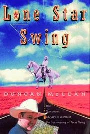 Cover of: Lone star swing