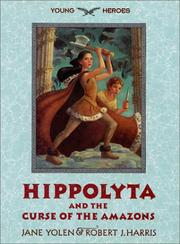 Cover of: Hippolyta and the curse of the Amazons