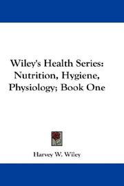 Cover of: Wiley's Health Series