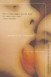Cover of: Bucket of tongues