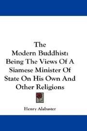 The Modern Buddhist