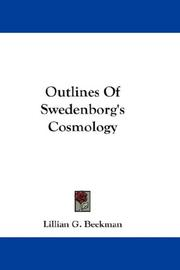 Cover of: Outlines Of Swedenborg
