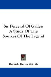 Cover of: Sir Perceval Of Galles