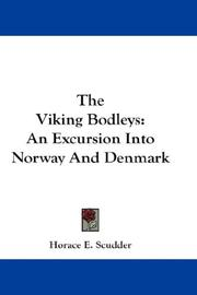 Cover of: The Viking Bodleys