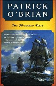 Cover of: The Hundred Days (Aubrey/Maturin Series)