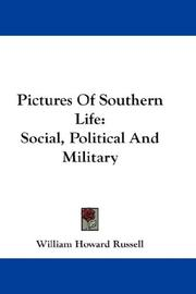 Cover of: Pictures Of Southern Life