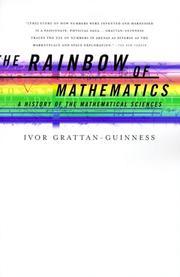 Cover of: The Rainbow of Mathematics | Ivor Grattan-Guinness
