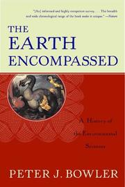 Cover of: The Earth Encompassed