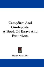 Cover of: Campfires And Guideposts