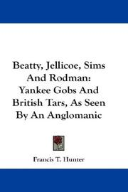 Beatty, Jellicoe, Sims and Rodman by Francis T. Hunter