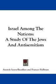 Cover of: Israel Among The Nations | Anatole Leroy-Beaulieu
