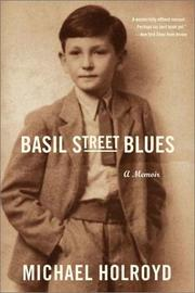 Cover of: Basil Street Blues | Holroyd, Michael.