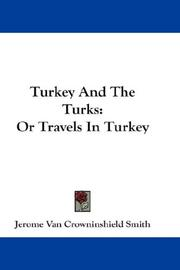 Cover of: Turkey And The Turks
