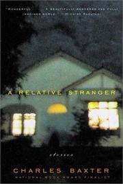 Cover of: A Relative Stranger
