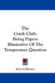 Cover of: The Crack Club