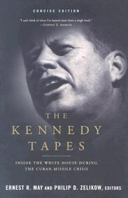 Cover of: The Kennedy tapes |